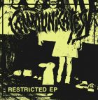 COMMUNICATES, the - Restricted - 7 EP (PSYCHO 048) RED